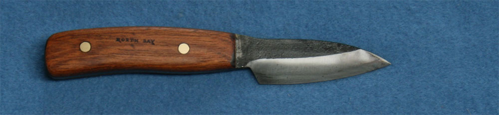 >Small Scandi Ground Knife