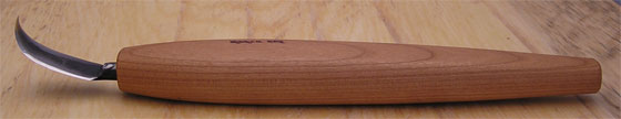 Large picture of General Bent Knife for
