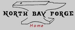 Logo for North Bay Forge