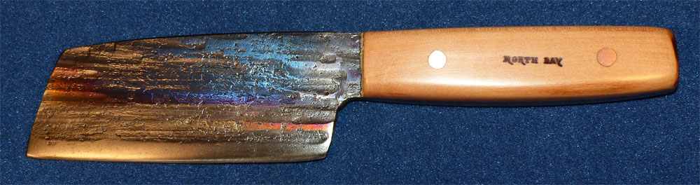 Merveilleux Hand Forged Cutlery Knife